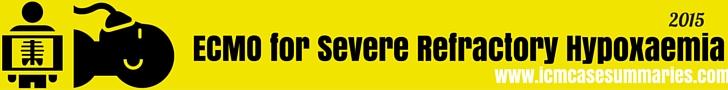 ECMO for Severe Refractory Hypoxaemia